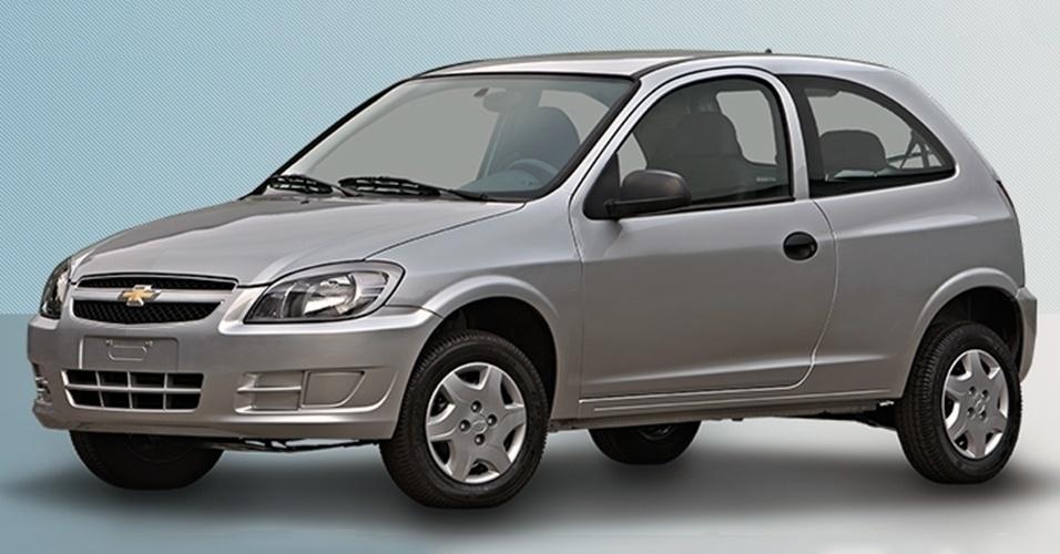 Chevrolet Celta 2p