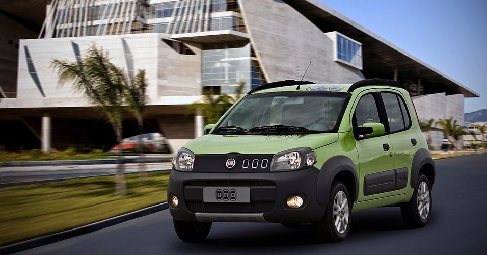 Fiat Uno Way Economy