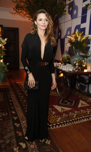 12.jun.2013 - Rita Guedes também esteve na festa do Prêmio da Música Brasileira