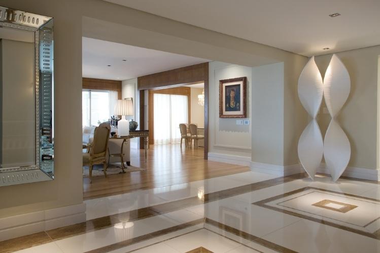 decoracao piso branco:Piso De Casa Entrada