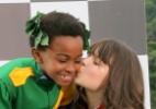 """Em """"Carrossel"""", Cirilo vence corrida e ganha um beijo de Maria Joaquina - Lourival Ribeiro/ SBT"""