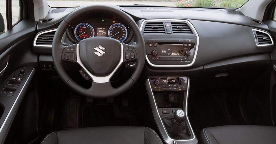 Suzuki SX4 2014