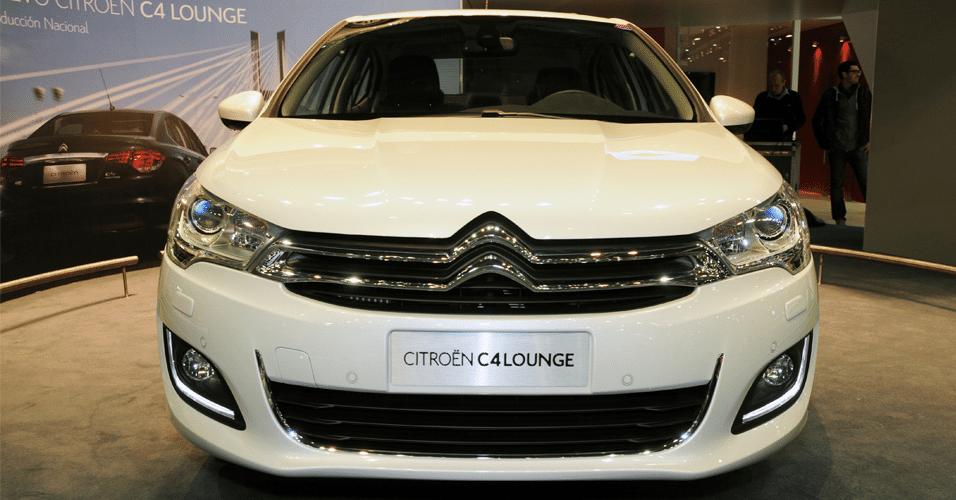 Citroën C4 Lounge THP