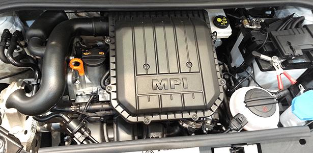 Motor 3-cilindros do Up: estreia no Brasil será como bicombustível e no Fox Bluemotion