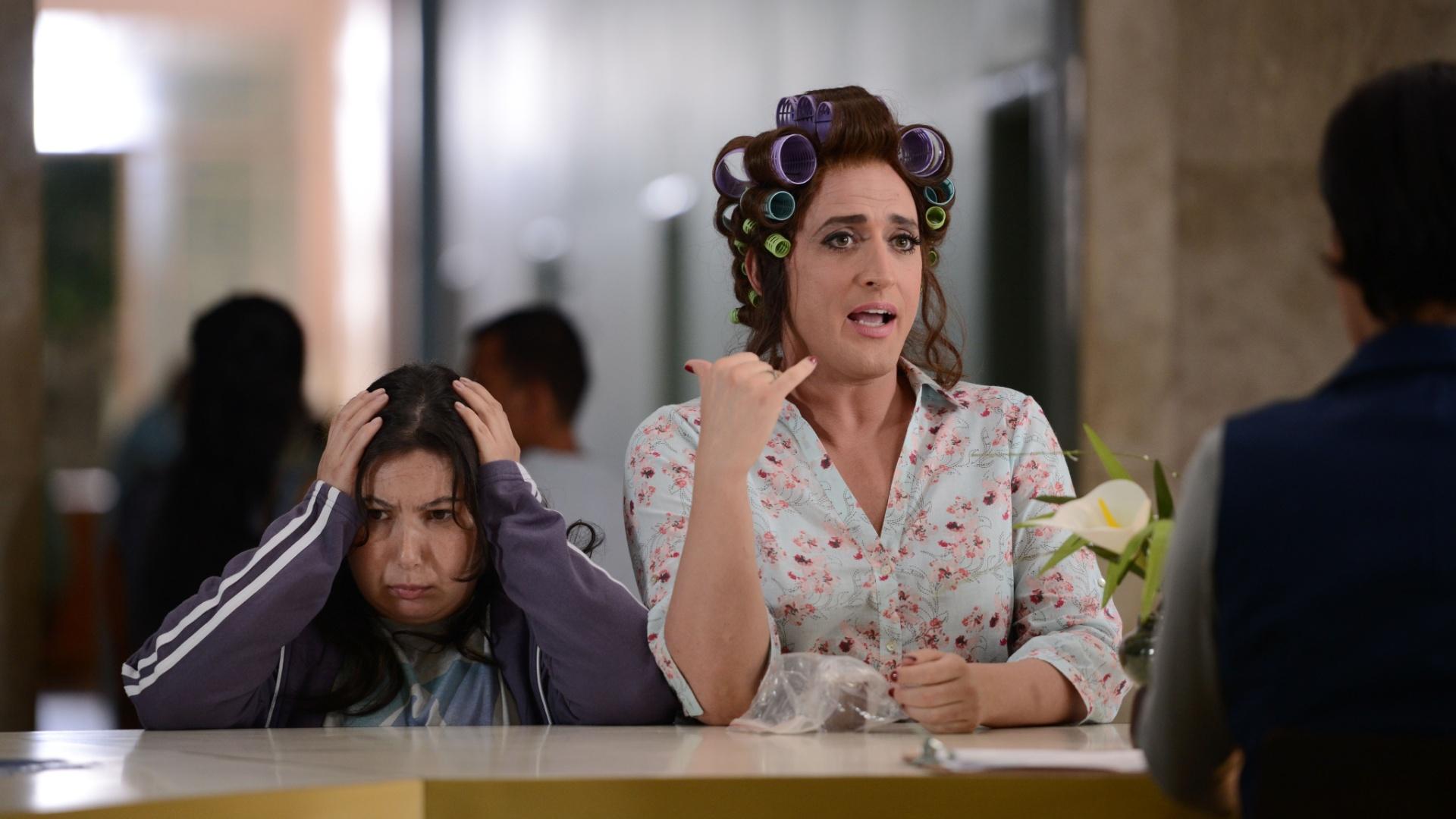 Cena da comédia brasileira