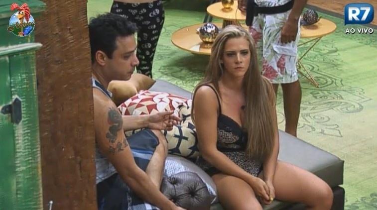 23.jun.2013 - Márcio Duarte para Denise Rocha:
