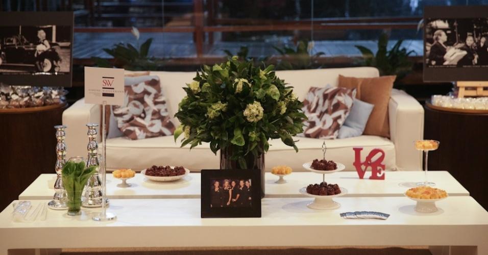 23.jun.2013 - Espaço da cerimonialista Simone Wassermann no evento Your Day. O evento foi organizado por ela em parceria com o Hotel Tivoli São Paulo - Mofarrej