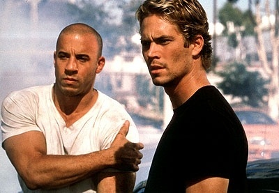 Paul Walker e Vin Diesel