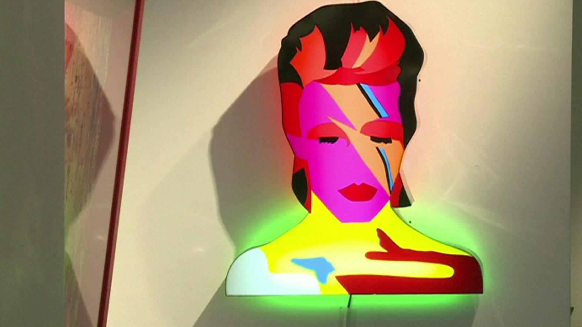 David Bowie voltou a ser tema de exposição em Londres, agora na Open Gallery