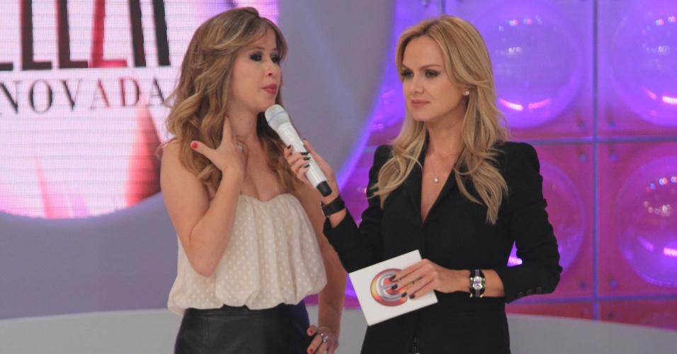 2013 - O programa da Eliana vai estrear uma nova temporada do