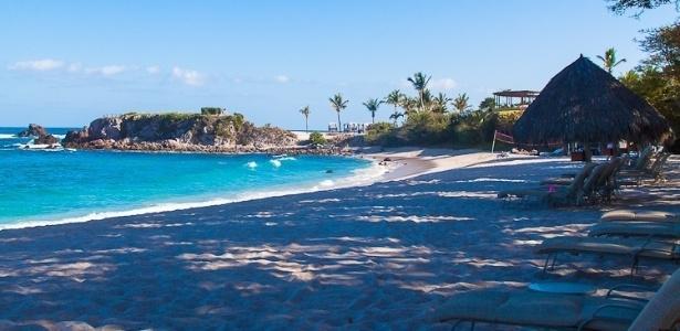 Região da Riviera Nayarit conta com 307 km de praias voltadas para o oceano Pacífico