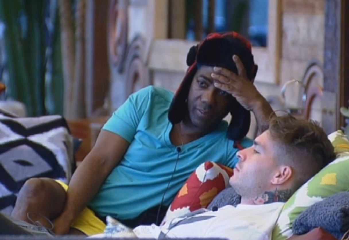 30.jun.2013 - Ivo comenta postura de Andressa com Mateus após indicação: