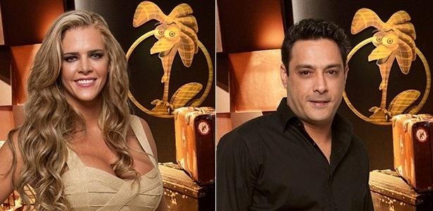 30.jun.2013 - Denise Rocha e Márcio Duarte estão na primeira roça de