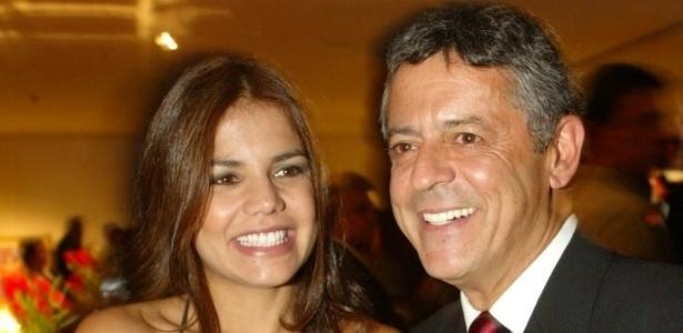 Nívea Stelmann também foi casada com o diretor Marcos Paulo, que morreu em novembro do ano passado