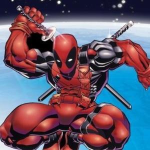 O mercenário Deadpool, nos quadrinhos da Marvel