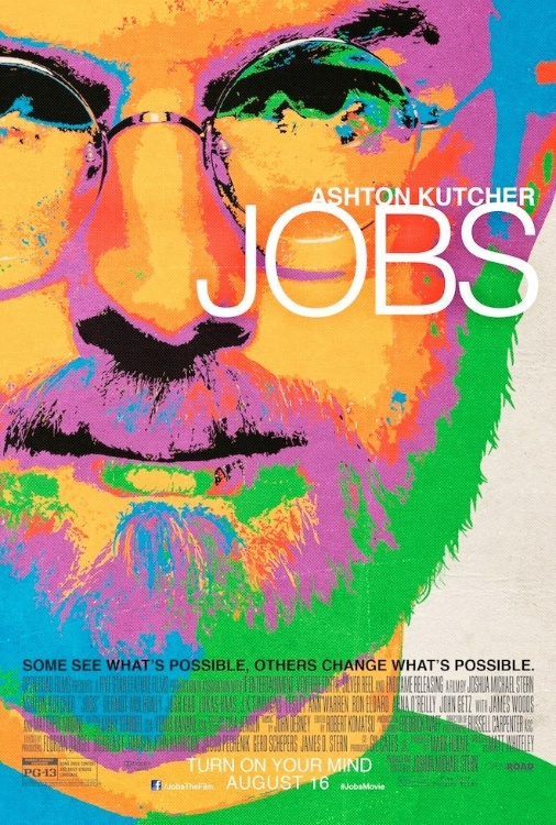 A cinebiografia conta a história de Jobs desde a faculdade ao seu sucesso  como um dos maiores empreendedores do século 20. O longa estreou no  Sundance Film ... 6072e6a20d
