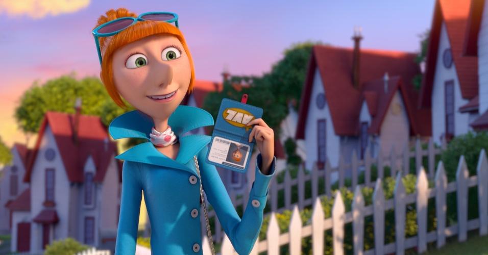 """Cena da animação """"Meu Malvado Favorito 2"""", de Pierre Coffin e Chris Renaud"""