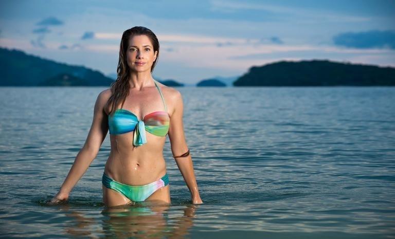 Letícia Spiller fala sobre seus 40 anos na Ilha de Caras