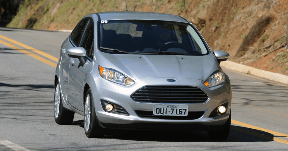 Ford New Fiesta Sedan