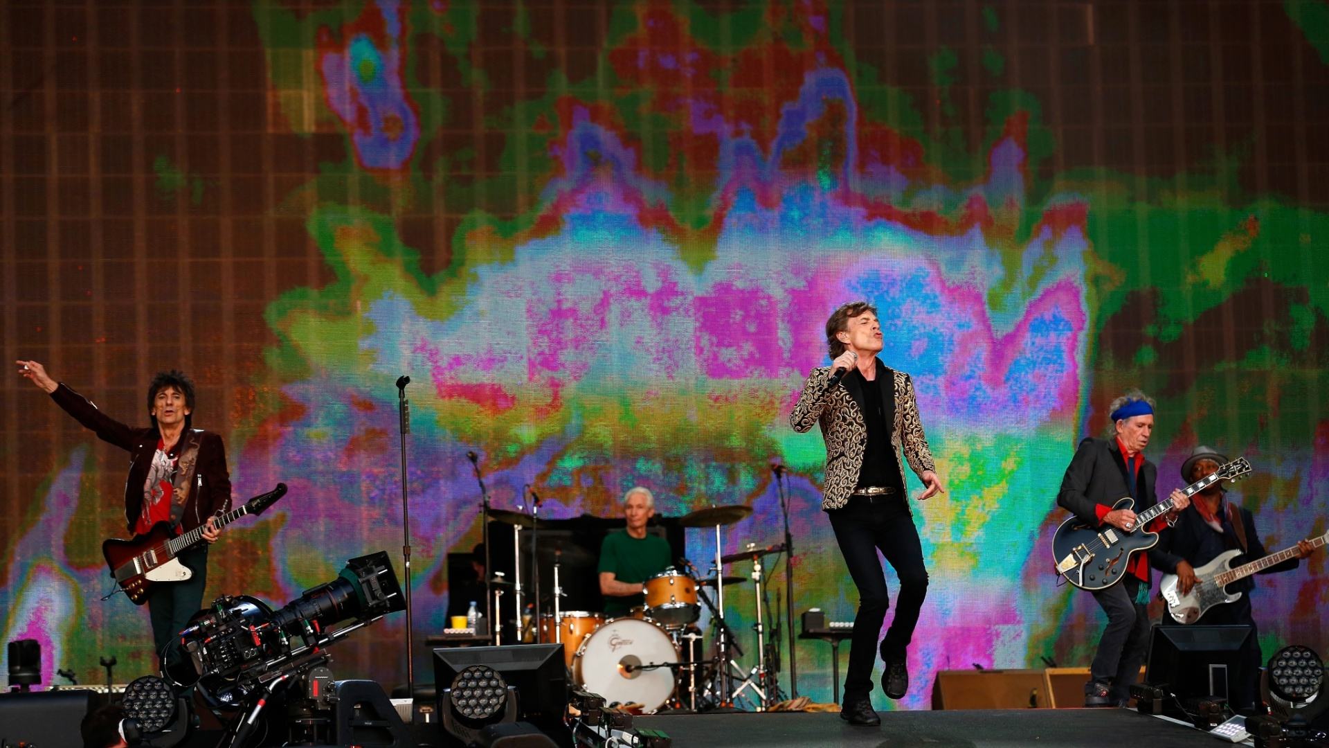 Rolling Stones se apresenta ao Hyde Park 03
