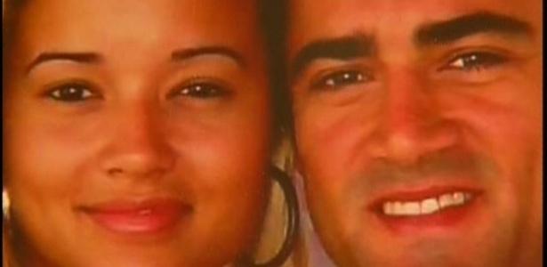 Aryane e Wellington viviam como casados havia dois anos