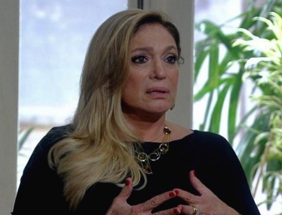 """Em """"Amor à Vida"""", Pilar tenta comprar Bruno em troca da guarda de Paulinha"""
