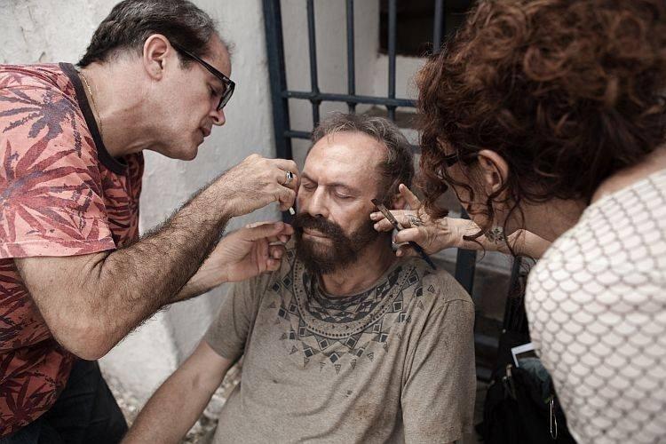José Wilker se prepara para viver Juca no filme