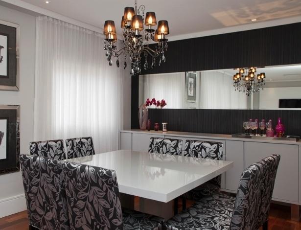 decoracao de interiores sala de jantar: decorados a partir de uma cor predominante – – UOL Estilo de vida