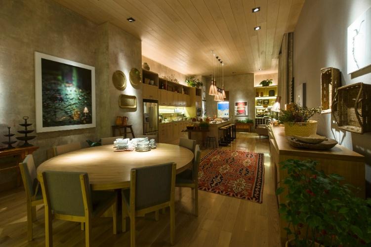 decoracao cozinha e copa : decoracao cozinha e copa:-marina-linhares-projetou-a-cozinha-e-copa-de-83-m-o-ambiente-e