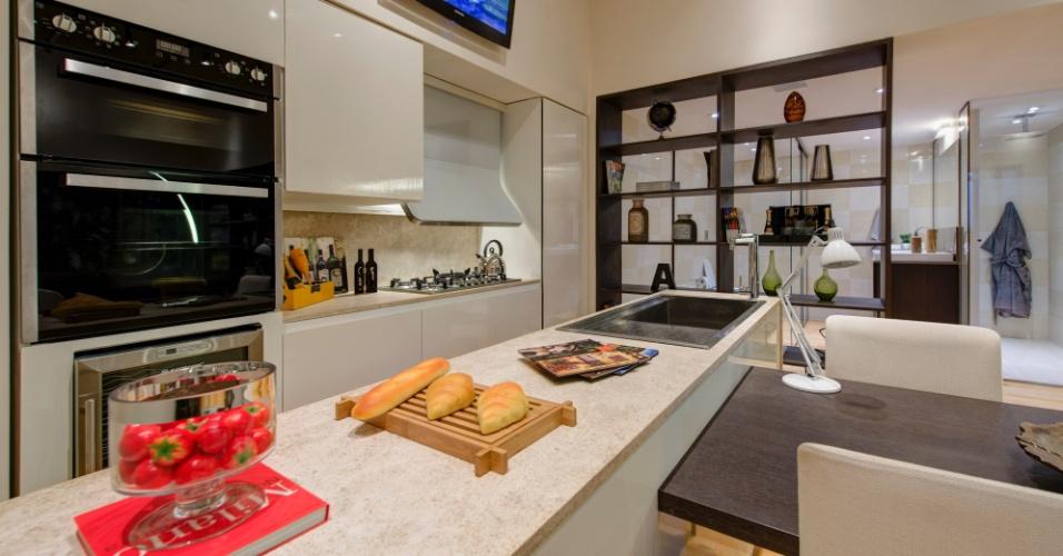 Projeto de mostra  Mostra de arquitetura  Fabrilis Cozinha Gourmet