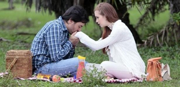 """Em """"Amor à Vida"""", Nicole assombra Thales"""