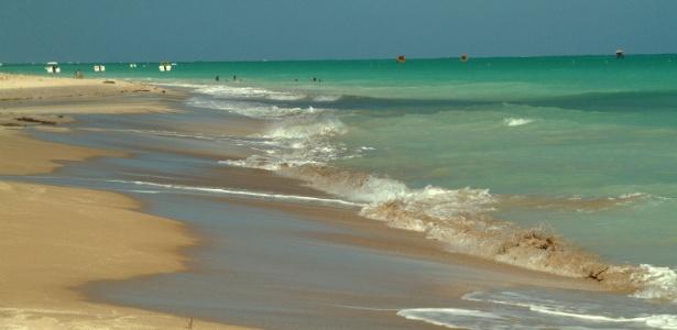Nordeste é a região preferida de 36% das pessoas que responderam ao levantamento do Ministério do Turismo. Na foto, praia de Maragogi, em Alagoas
