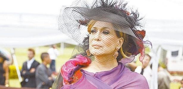 20.dez.2009 - A atriz Susana Vieira em cena da minissérie