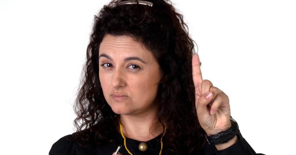 Carla Fiorini será Ernestina em