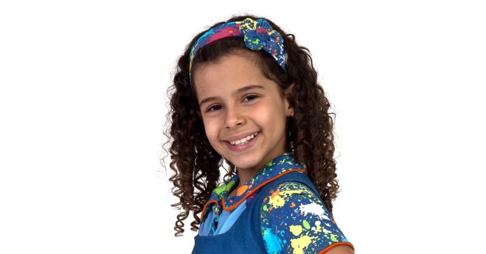 Gabriella Saraivah será Tati em
