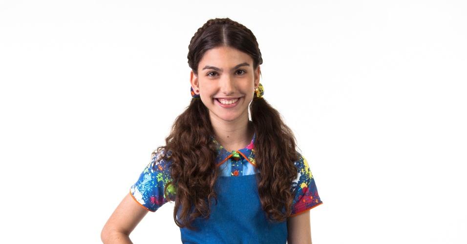 Giovanna Grigio será Mili em
