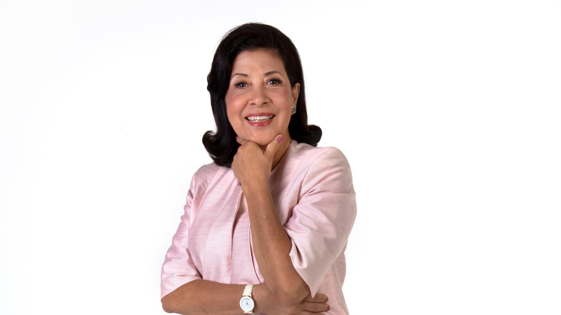 Liza Vieira será Sofia em