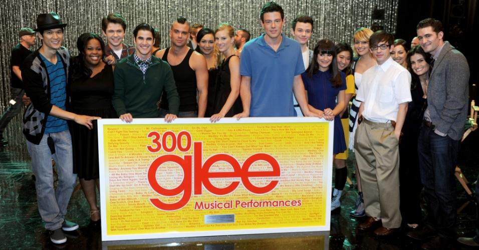 Elenco de Glee