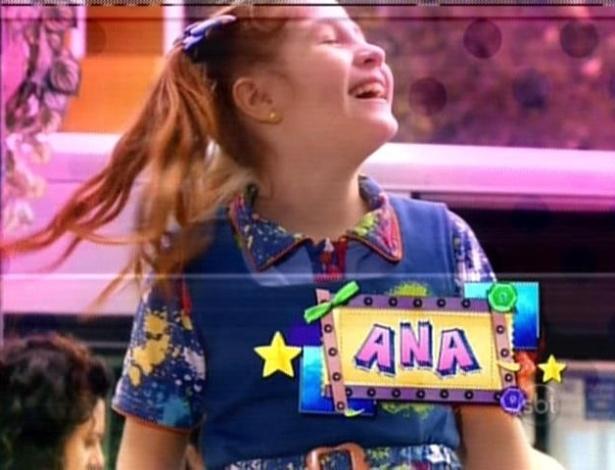 Ana chega ao orfanato Raio de Luz