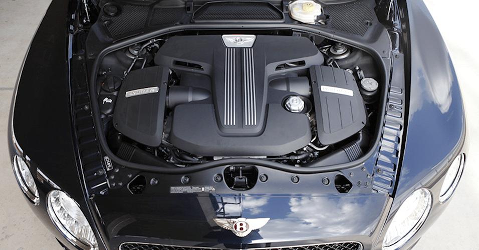 Bentley Continental GT e GTC V8