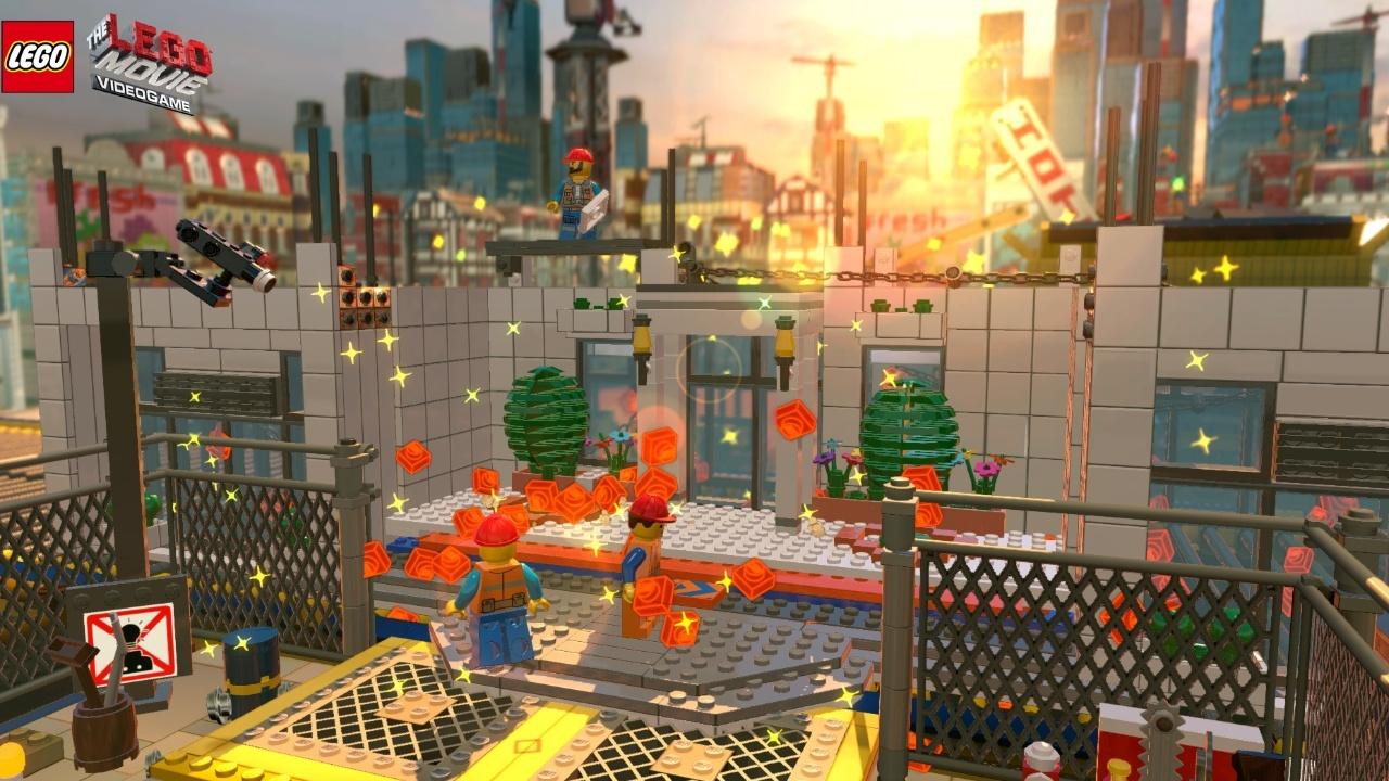 the lego movie videogame divulgação mais the lego movie videogame