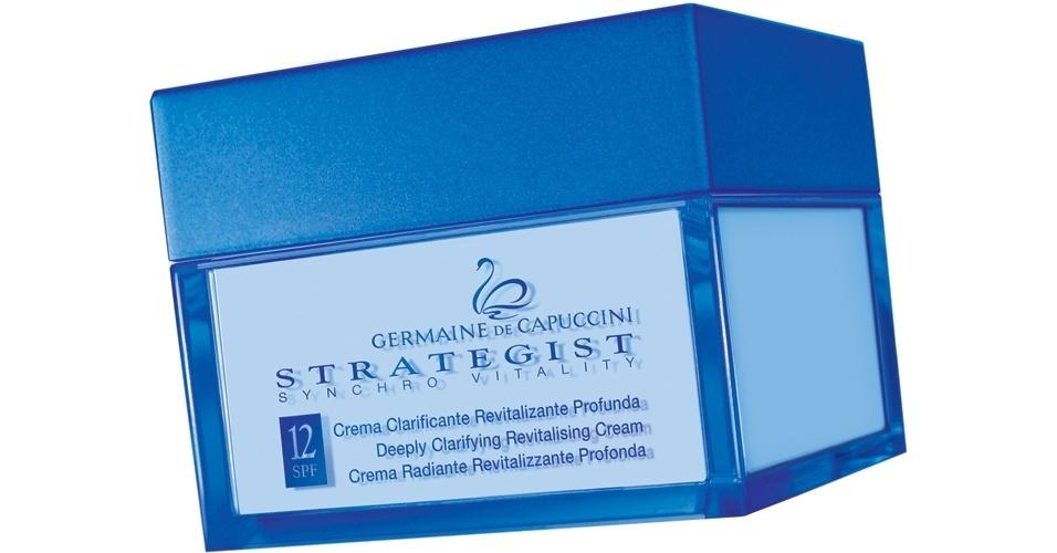 Creme Strategist Clarificante SPF 12, Germaine de Capuccini
