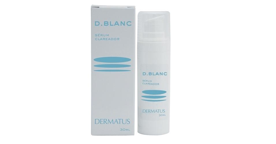 D. Blanc Serum Clareador, Dermatus
