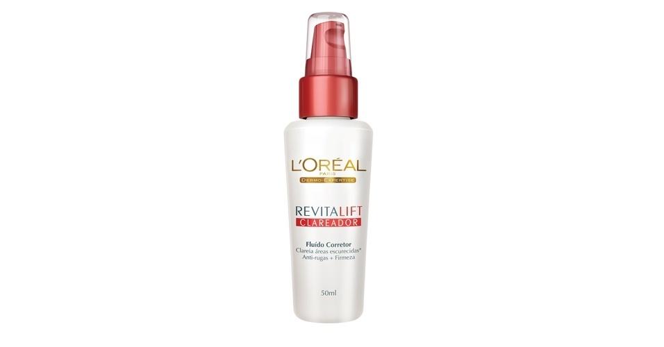 Revitalift Clareador Fluído Corretor, L'Oréal Paris