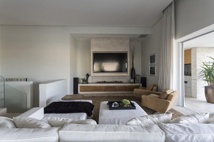 decoracao de interiores home theater: aconchegantes e espaços de relaxamento para o inverno; inspire-se