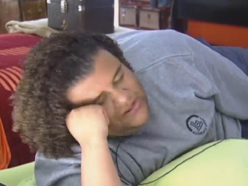 19.jul.2013 - Gominho conta que trabalhava na cantina de uma escola quando foi descoberto por Adriane Galisteu