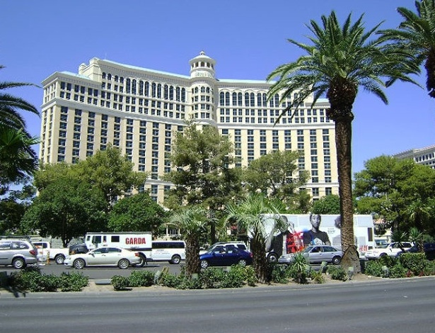 Hoteis Mais Luxuosos de Las Vegas e Luxuosos de Las Vegas