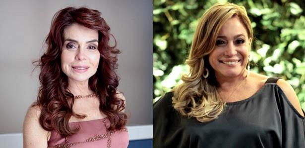 Françoise Forton e Susana Vieira são Gigi e Pilar, respectivamente, em