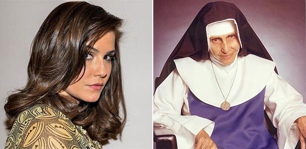 Deborah Secco interpretará Irmã Dulce no cinema