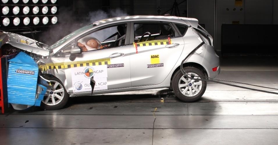 Ford New Fiesta hatch